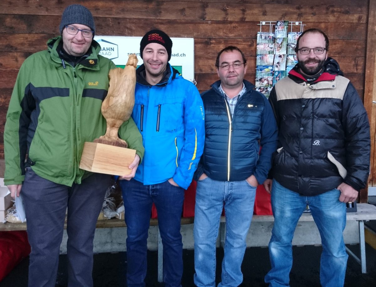 Gewinner 6. Gstaader Open-Air Cup 2019